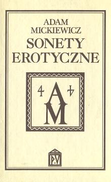 Mickiewicz Sonety erotyczne Jaskuła 8390012413 83-900124-1-3 9788390012414 978-83-900124-1-4 wba0240