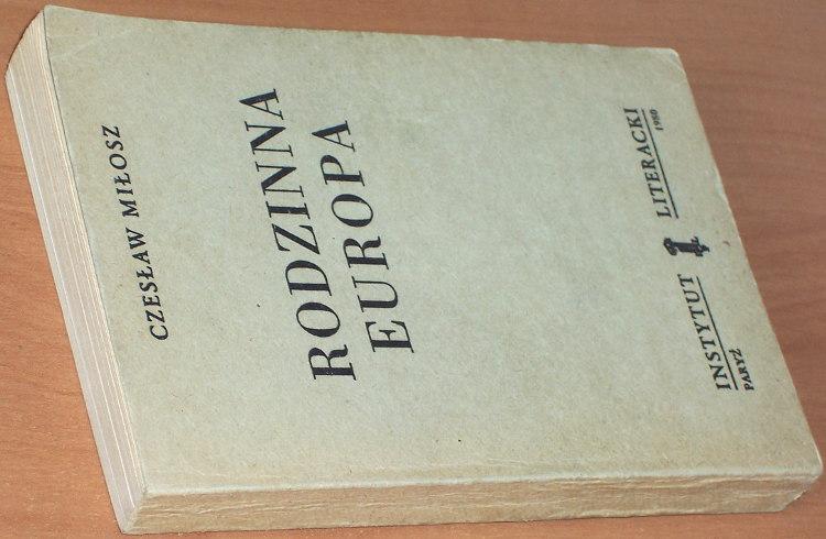 Milosz-Czeslaw-Rodzinna-Europa-Krakow-Kos-1981-bez-obwoluty-uncensored-underground-bibula-Wydanie-bezdebitowe-podziemne