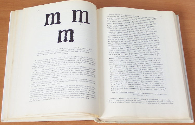Maly-offset-Urzadzenia-i-maszyny-surowce-i-materialy-produkcja-drukow-Warszawa-Wydawnictwa-Naukowo-Techniczne-1972