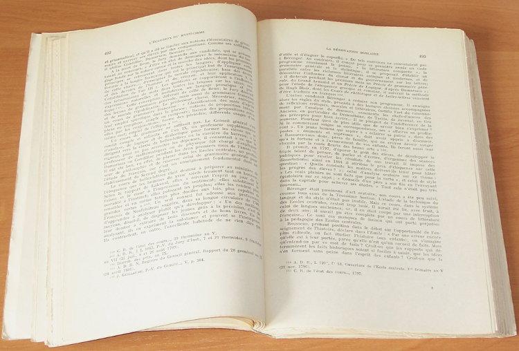 Trenard-Louis-Lyon-de-l-Encyclopedie-au-Preromantisme-T-II-L-eclosion-du-mysticisme-Paris-PUF-1958-Hist-sociale-des-idees