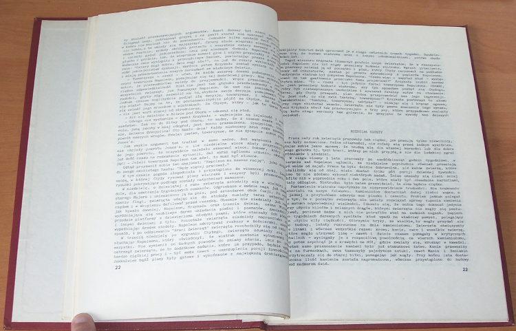 Orwell-George-Folwark-zwierzecy-wyd-podziemne-Oficyna-Literacka-1985-Jan-Lebenstein-Animal-Farm-tlumaczyla-Jelenska