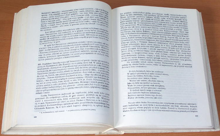 Chrzanowski-Ignacy-Historia-literatury-niepodleglej-Polski-965-1795-z-wypisami-Warszawa-PIW-1975-styczen
