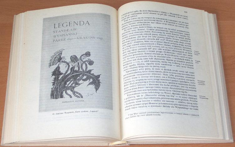 Kleiner-Juliusz-Zarys-dziejow-literatury-polskiej-Wroclaw--Ossolineum-1972-Literatura-Literature-Polish-Polska