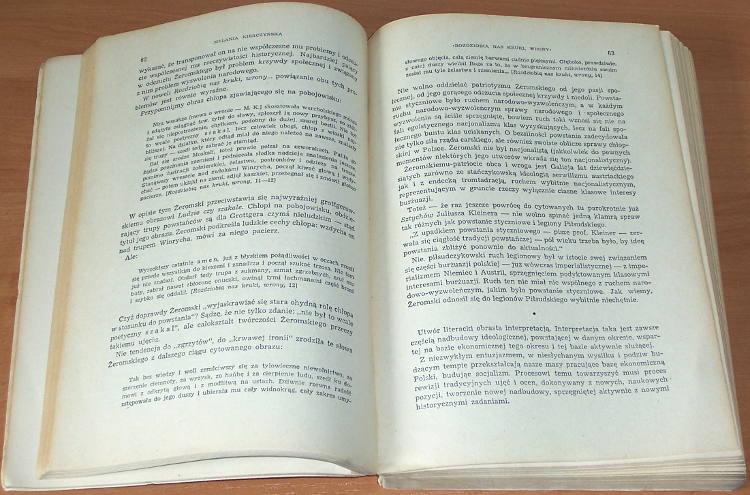 Stefan-Zeromski-Warszawa-Czytelnik-1951-Zaklad-Historii-Literatury-Polskiej-Epoki-Imperializmu-IBL