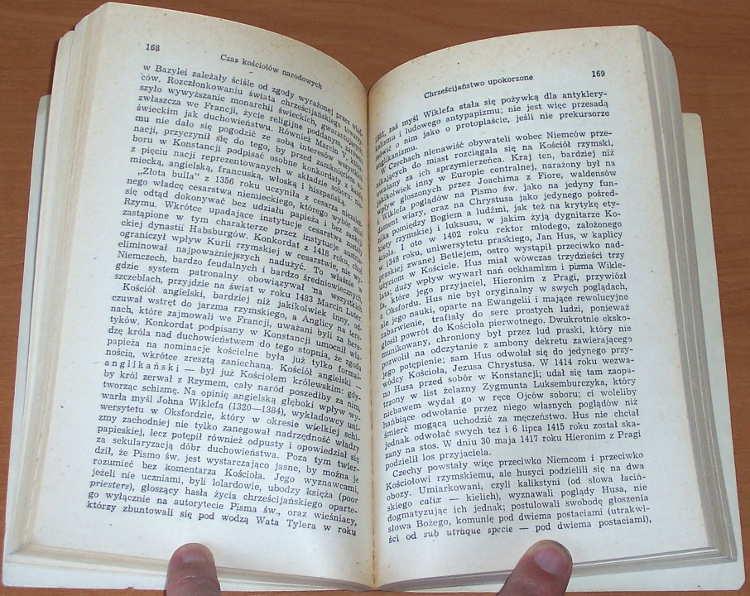 Pierrard-Pierre-Historia-Kosciola-katolickiego-wyd-2-Warszawa-PAX-1984-Histoire-de-l-Eglise-catholique