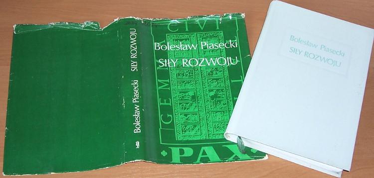 Piasecki-Boleslaw-Sily-rozwoju-Warszawa-Instytut-Wydawniczy-PAX-1971
