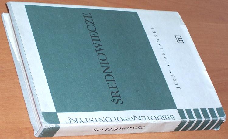 Starnawski-Jerzy-Sredniowiecze-Warszawa-WSiP-Wydawnictwa-Szkolne-i-Pedagogiczne-1989