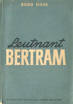 Uhse Leutnant Bertram Marecka Wołczacka Szleyen wba0332