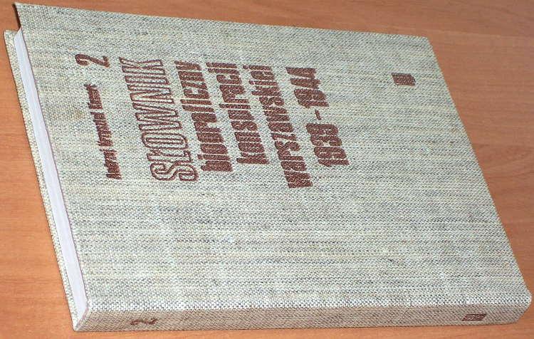 Kunert-Andrzej-Krzysztof-Slownik-biograficzny-konspiracji-warszawskiej-1939-1944-2-Warszawa-Instytut-Wydawniczy-PAX-1987