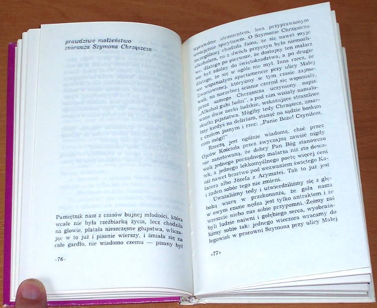 Makuszynski-Kornel-Perly-i-wieprze-Krakow-Wydawnictwo-Literackie-1988-Utwory-wybrane