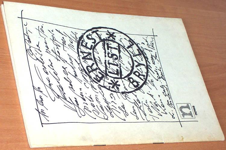 Bryll-Ernest-List-Warszawa-Niezalezna-Oficyna-Wydawnicza-Nowa-1985-bibula-podziemne