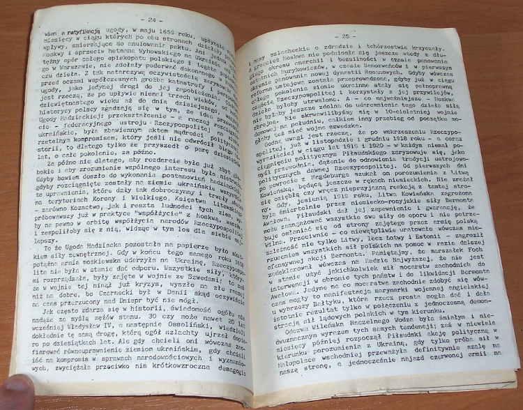 Miedzinski-Boguslaw-Polityka-wschodnia-Pilsudskiego-Warszawa-WIS-1986-bibula-podziemne