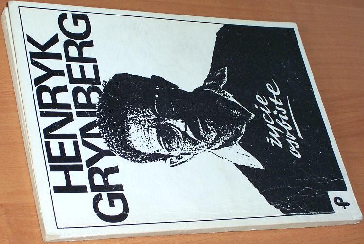 Grynberg-Henryk-Zycie-osobiste-Warszawa-Oficyna-Wydawnicza-Pokolenie-1989