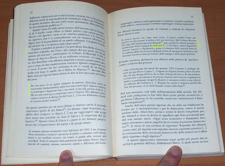 Impagliazzo-Giro-Algeria-in-ostaggio-Tra-esercito-e-fondamentalismo-storia-di-una-pace-difficile-Guerini-e-Associati-1997