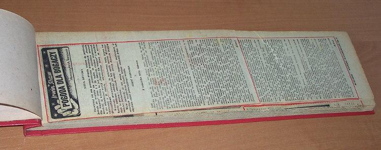 Shaw-Irwin-Pogoda-dla-bogaczy-dalszy-ciag-Lodz-Express-Ilustrowany-1980-1981-powiesc-gazetowa-tlum-A-Tomaszek