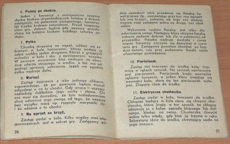Gromski-Antoni-Harce-mlodzika-i-wywiadowcy-zbior-gier-zabaw-i-cwiczen-Krakow-Skladnica-Harcerska-1946-harcerstwo