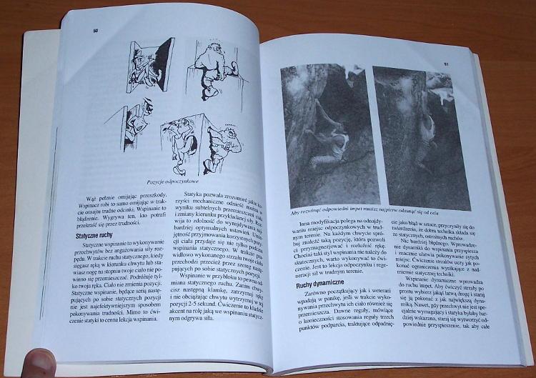 Goddard-Dale-Neumann-Udo-Wspinaczka-Trening-i-praktyka-Wwa-RM-2000-Tlum-Krzysztof-Grzegorczyk-Performance-rock-climbing