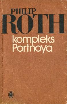 Roth Kompleks Portnoya Kołyszko Kolyszko Portnoy's complaint Portnoys 830801514X 83-08-01514-X 9788308015148 978-83-08-01514-8 wba0446