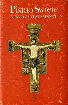 Biblia Bibel Bible Bibbia Pismo Święte Nowego Testamentu Swiete Pax Kowalski wba0450