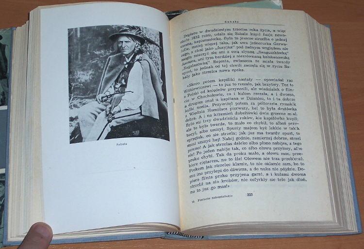 Hoesick-Ferdynand-Legendowe-postacie-zakopianskie-Wybor-z-Tatr-i-Zakopanego-Warszawa-PIW-1959-Stolarczyk-Chalubinski