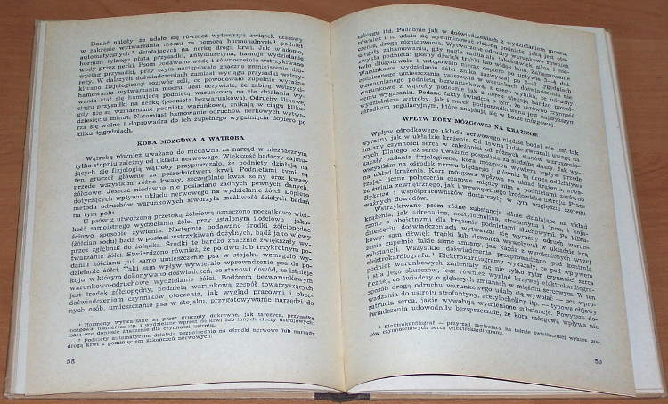 Billewicz-Stankiewicz-Jaroslaw-Krotki-zarys-nauki-Pawlowa-o-wyzszej-czynnosci-nerwowej-Warszawa-PZWL-1954