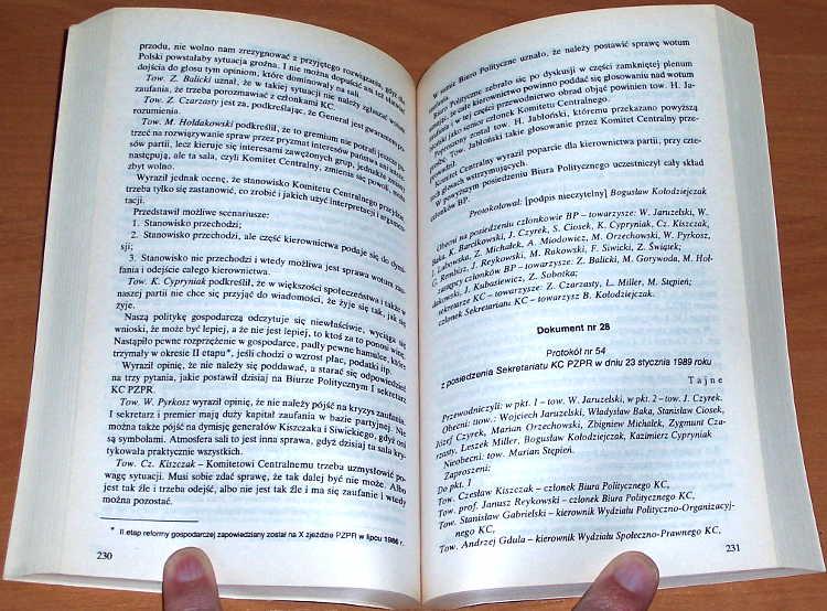 Tajne-dokumenty-Biura-Politycznego-i-Sekretariatu-KC-Ostatni-rok-wladzy-1988-1989-Londyn-Aneks-1994