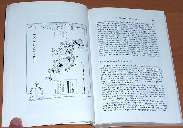 Demerliac-Jean-Gabriel-Hannon-et-l-empire-punique-Paris-les-Belles-lettres-1983