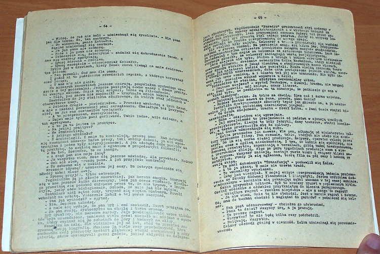 Konwicki-Tadeusz-Mala-apokalipsa-Wydawnictwo-Dialogi-1981-Wydanie-bezdebitowe-podziemne-drugoobiegowe-bibula