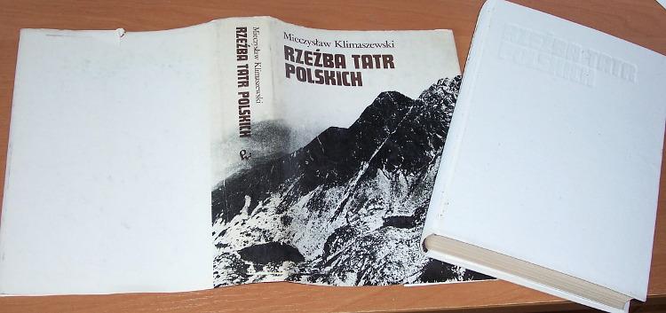 Klimaszewski-Mieczyslaw_Rzezba-Tatr-polskich_Warszawa-PWN-Panstwowe-Wydawnictwo-Naukowe-1988-Geomorfologia-Tatry
