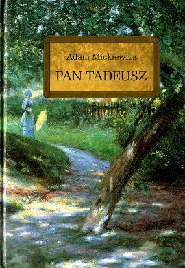 Mickiewicz Pan Tadeusz opracowanie Włodarczyk 8373272283 83-7327-228-3 9788373272286 978-83-7327-228-6 wba0490