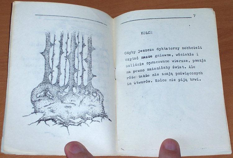 Zagajewski-Adam-Petit-Warszawa-Wydawnictwo-Slowo-1983-Opracowanie-graficzne-Lubryk-Sniecinski-drugi-obieg-bibula