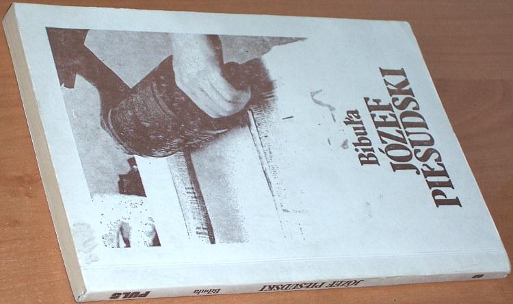 Pilsudski-Jozef-Bibula-Wroclaw-Oficyna-NZS-1988-PPS-druki-podziemne