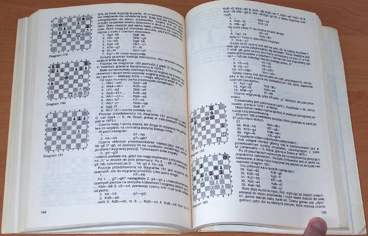 Litmanowicz-Szachy-Podrecznik-dla-mlodziezy-Wyd-drugie-MAW-1987-chess-Schachspiel-Schach