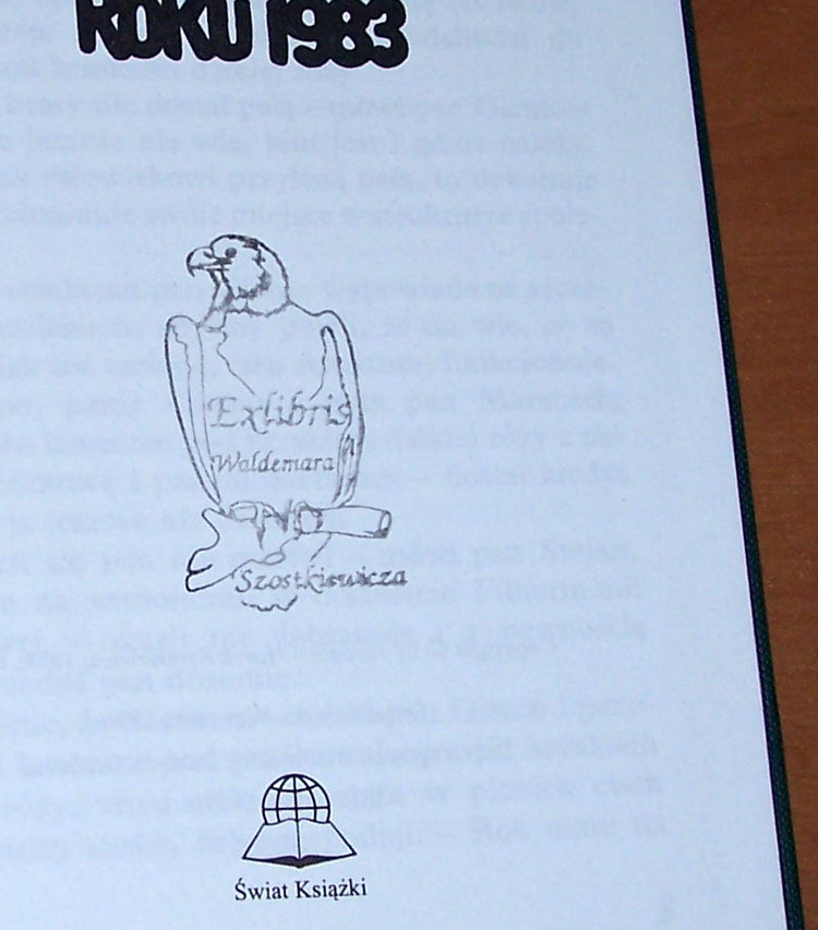 Rymkiewicz-Jaroslaw-Rozmowy-polskie-latem-roku-1983-Swiat-Ksiazki-1996-Poslowie-Wlodzimierz-Bolecki-Solidarnosc