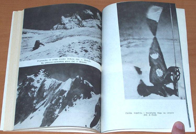 Machnik-Andrzej-Na-zachodniej-scianie-Makalu-Warszawa-Sport-i-Turystyka-1988-alpinizm-Himalaje