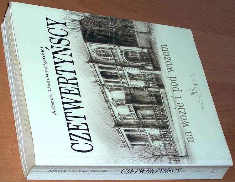 Czetwertynski-Albert-Czetwertynscy-Na-wozie-i-pod-wozem-Warszawa-Twoj-Styl-2004-Aleje-Ujazdowskie-ambasada-USA