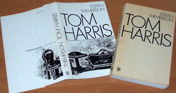 Themerson-Stefan-Wyd-2-Tom-Harris-Warszawa-Czytelnik-1979