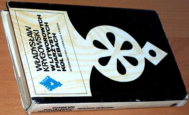 Krygowski-Wladyslaw-W-litworowych-i-piarzystych-kolebach-Wydawnictwo-Literackie-1982-Tatrzanska-seria-z-parzenica