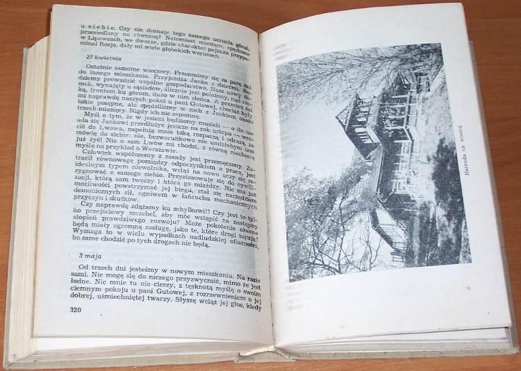 Kasprowiczowa-Maria-Dziennik-Wyd-3-Pax-1968-Jan-Kasprowicz-wstep-Konrad-Gorski-Harenda-Zakopane-Tatry
