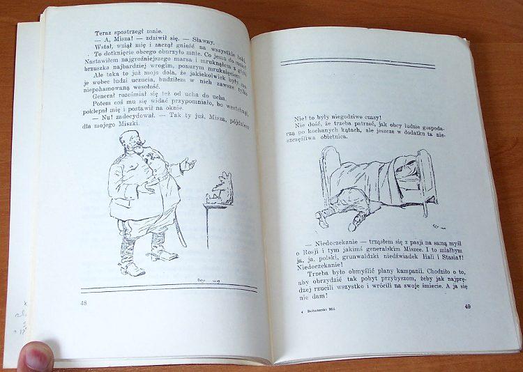 Ostrowska-Bronislawa-Bohaterski-mis-czyli-przygody-pluszowego-niedzwiadka-na-wojnie-Dla-dzieci-od-lat-10-do-100-Kurs-1984