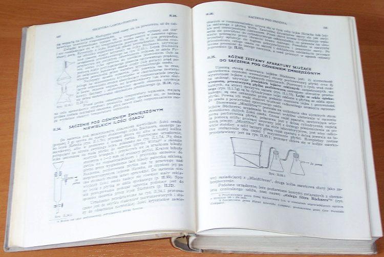 Vogel-Arthur-I-Preparatyka-organiczna-Warszawa-Wydawnictwa-Naukowo-Techniczne-1964-chemia-chemistry