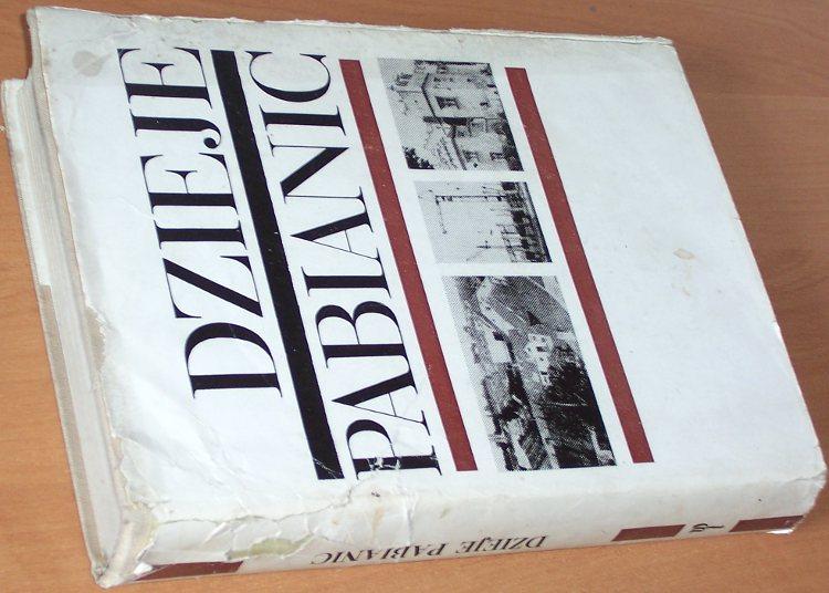 Missalowa-Gryzelda-red-Dzieje-Pabianic-Lodz-Wydawnictwo-Lodzkie-1968-Pabianice-historia