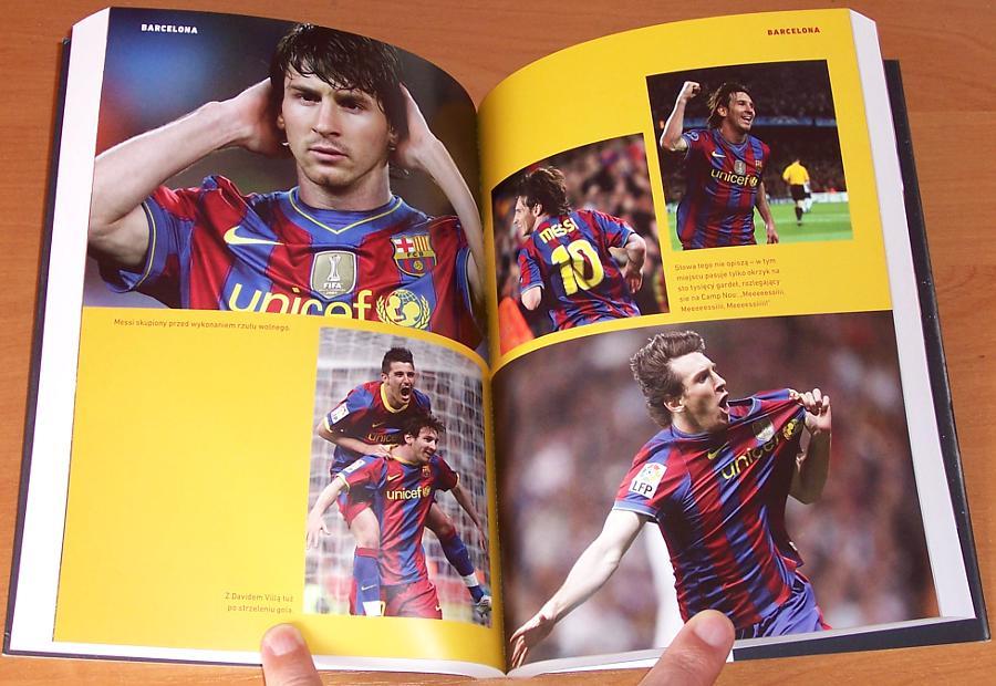 Caioli-Luca-Messi-Historia-chlopca-ktory-stal-sie-legenda-Krakow-Wyd-Sine-Qua-Non-FCB-Fan-Club-Barca-2011