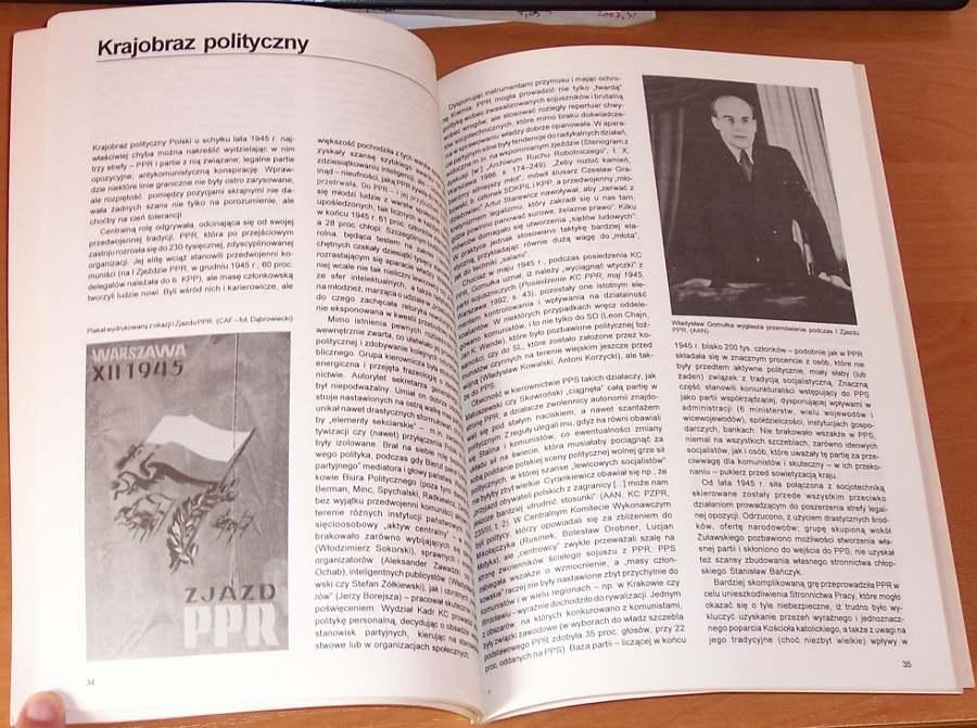 Paczkowski-Andrzej-Zdobycie-wladzy-1945-1947-Warszawa-Wydawnictwa-Szkolne-i-Pedagogiczne-1993-Dzieje-PRL