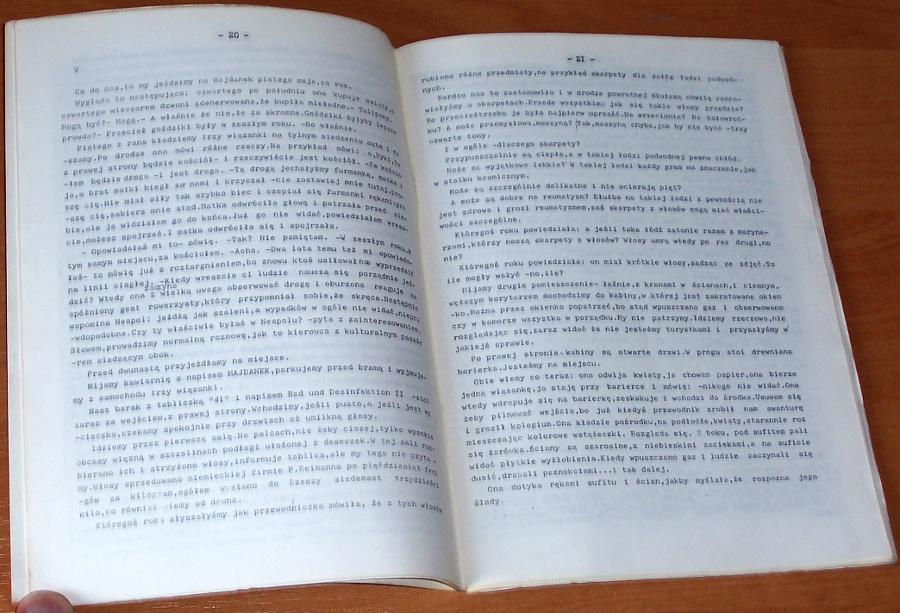 Krall-Hanna-Sublokatorka-Lodz-Wydawnictwo-Solidarnosc-Walczaca-1987-drugi-obieg