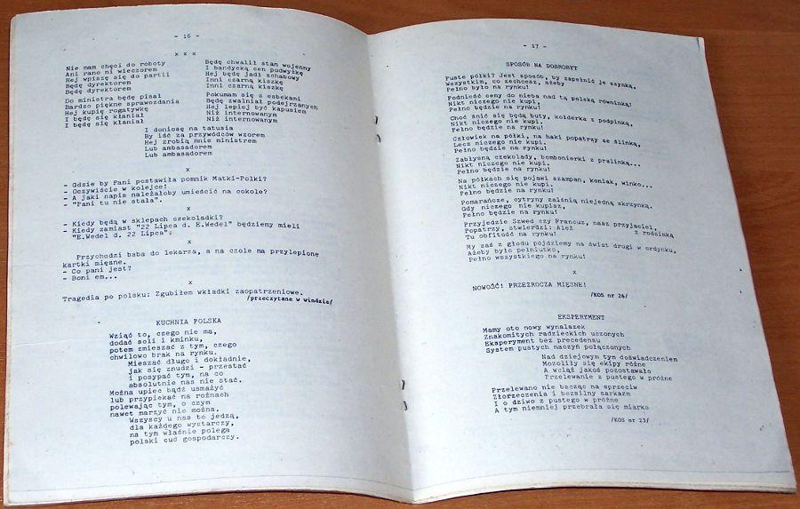 Radecka-M-pseud-wlasc-Magda-Leja-wybor-i-opracowanie-Kawal-polski-Warszawa-Wydawnictwo-CDN-1983-drugi-obieg