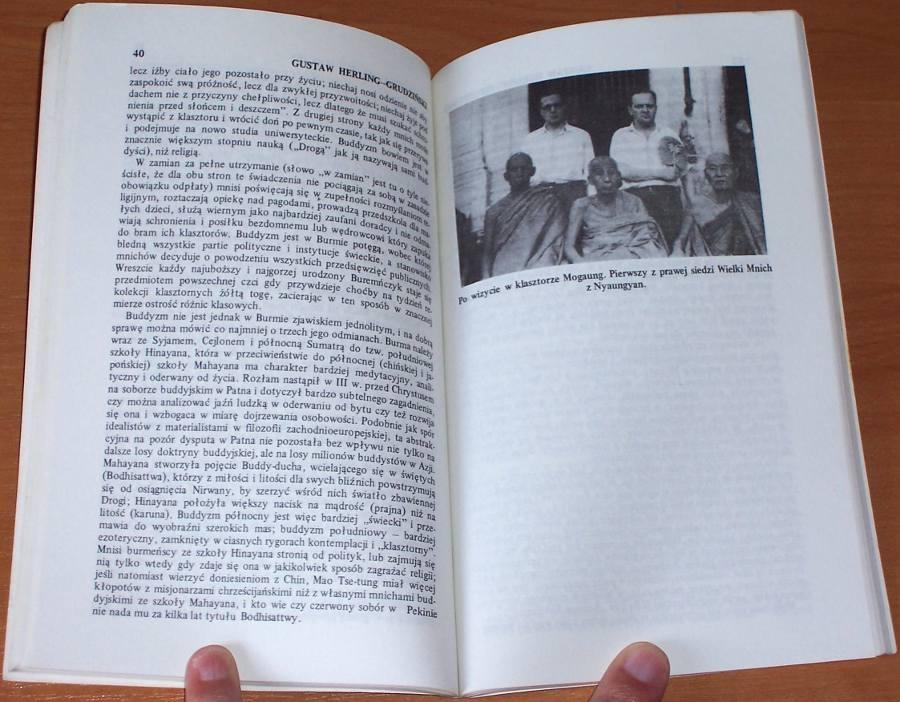 Herling-Grudzinski-Gustaw-Podroz-do-Burmy-Dziennik-London-Puls-1983