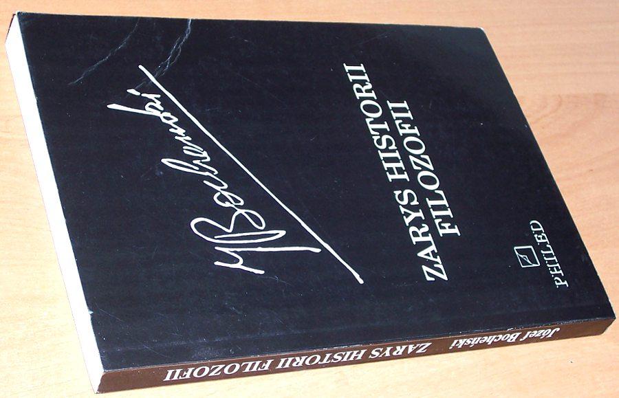 Bochenski-Jozef-Maria-Zarys-historii-filozofii-Krakow-Wydawnictwo-Philed-1993-filozofia-philosophy