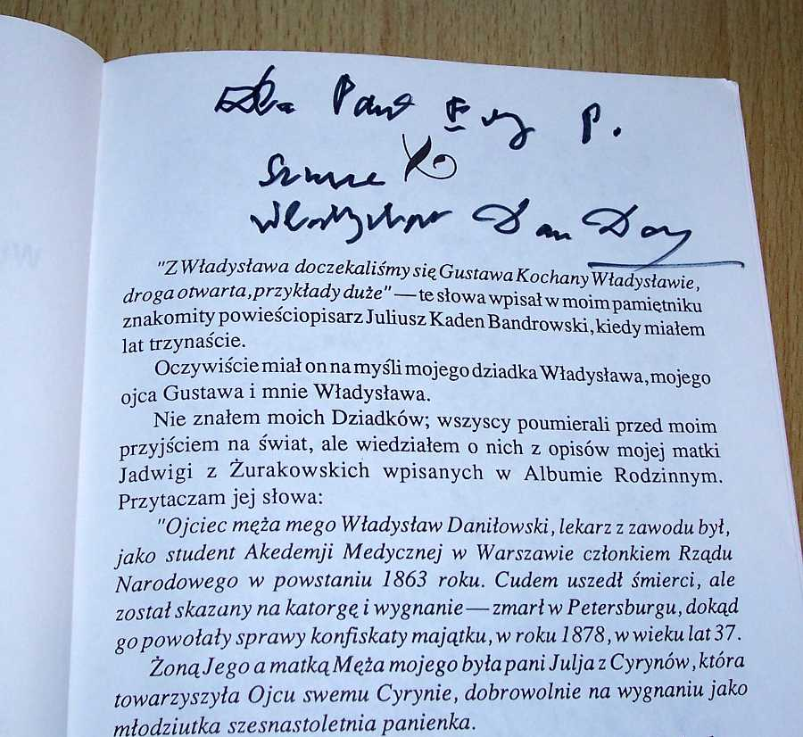 Danilowski-Wladyslaw-Dan-Walter-Dana-Oj-dana-dana-Cztery-pokolenia-Miami-Beach-Dana-Publishing-1996-Chor-Dana