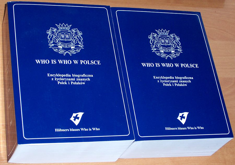 Who-is-who-w-Polsce-Leksykon-biograficzny-Wyd-II-uzup-Zug-Who-is-Who-Verlag-fuer-Personenenzyklopaedien-2003-T-1-2